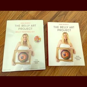 Belly Art book and kit